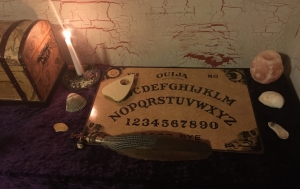 Spirit Board Reading (Ouija) with Magus (Kevin Trent Boswell) at conjurework.com
