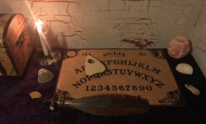 Spirit Board Readings by Magus